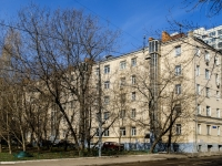 Tverskoy district,  , house 24. Apartment house