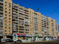 Tverskoy district, st Tikhvinskaya, house 17. Apartment house