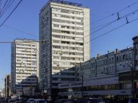 ,  , house 18/20. 公寓楼