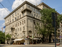 Tverskoy district,  , house 24/15. Apartment house