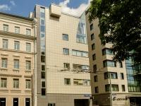 Tverskoy district,  , house 32. bank
