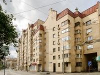 Тверской район, Александра Невского ул, дом 1