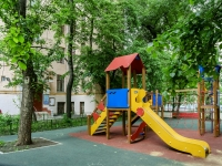 Tverskoy district,  , house 12 с.1. Apartment house