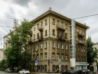 Tverskoy district,  , house 15. Apartment house