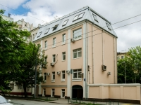 Tverskoy district,  , house 22. office building