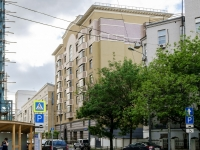 Tverskoy district,  , house 25. Apartment house