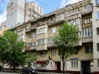 Tverskoy district,  , house 26. Apartment house