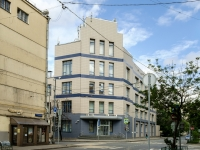 Tverskoy district,  , house 39 с.1. office building