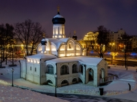 Tverskoy district, park
