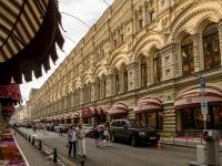 Tverskoy district,  , house 17. shopping center