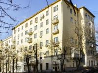 Тверской район, улица Миусская 1-я, дом 20 с.5. многоквартирный дом