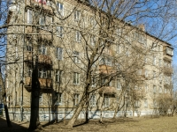 Tverskoy district, alley 2nd Lesnoy, house 4/6К2. Apartment house