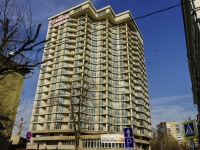Tverskoy district,  , house 5А. Apartment house