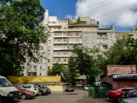 Tverskoy district,  , house 10 с.1. Apartment house