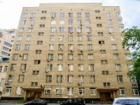 Tverskoy district,  , house 20. Apartment house