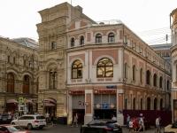 Tverskoy district,  , house 3/8СТР1. garage (parking)