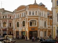 Tverskoy district,  , house 3/8СТР2. temple