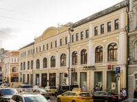 Tverskoy district,  , house 3/8СТР5. office building