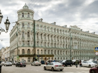 Tverskoy district,  , house 5/2. office building