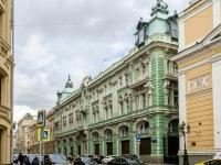 Tverskoy district,  , house 8 с.2. office building