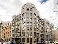 Tverskoy district,  , house 11/10СТР1. office building