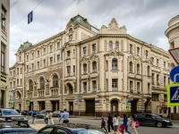 Tverskoy district,  , house 12/2/1СТР1. governing bodies