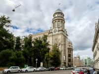 Tverskoy district,  , house 21. court
