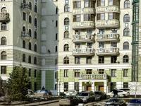 Тверской район, улица Краснопролетарская, дом 7. многоквартирный дом