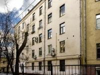 Тверской район, улица Краснопролетарская, дом 8 с.3. многоквартирный дом