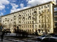 Тверской район, улица Краснопролетарская, дом 8 с.1. многоквартирный дом