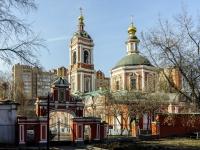 Tverskoy district,  , house 3 с.1. temple