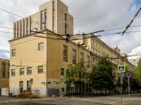 Тверской район, площадь Миусская, дом 3 с.1. офисное здание