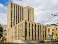 Тверской район, площадь Миусская, дом 3 с.2. офисное здание