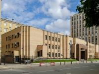 Тверской район, площадь Миусская, дом 3 с.3. офисное здание