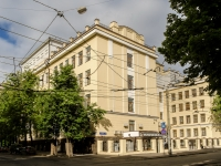 Тверской район, площадь Миусская, дом 7. офисное здание