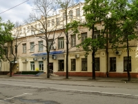 Тверской район, площадь Миусская, дом 9 с.12. офисное здание
