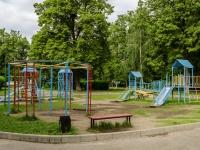 Тверской район, площадь Миусская. парк Миусский
