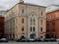 Tverskoy district, square Novaya, house 10. office building