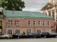 Tverskoy district, square Novaya, house 12 с.3. office building