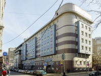 Tverskoy district,  , house 20. health center
