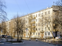 Tverskoy district,  , house 8. Apartment house