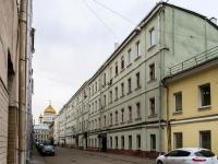 ,  , house 5/6СТР9. 公寓楼