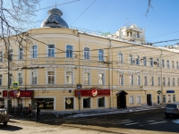 Khamovniki District, blvd Gogolevskiy, house 3. Apartment house