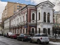 Khamovniki District, blvd Gogolevskiy, house 5 с.1. office building