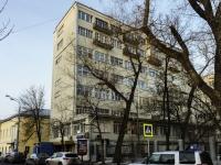 Khamovniki District, blvd Gogolevskiy, house 8. Apartment house