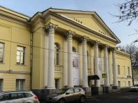 Khamovniki District, blvd Gogolevskiy, house 10 с.1. museum