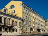 Khamovniki District,  , house 9 с.1. office building