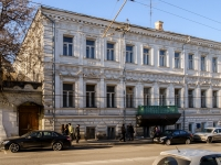 Khamovniki District,  , house 8 с.1. office building