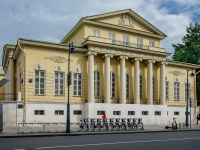 Khamovniki District,  , house 12/2 СТР 1. museum