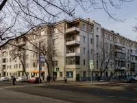 Khamovniki District,  , house 29 к.1. Apartment house